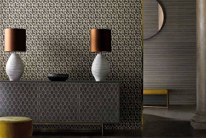 RHOMBI WALLCOVERINGS